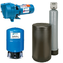 Water Pumps & Water Softeners