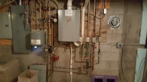 NTI Water Heating Boiler
